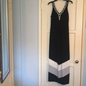 🛍NWOT Black Maxi Dress